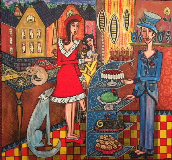 Cafe Ritorno by Angelica Wiik