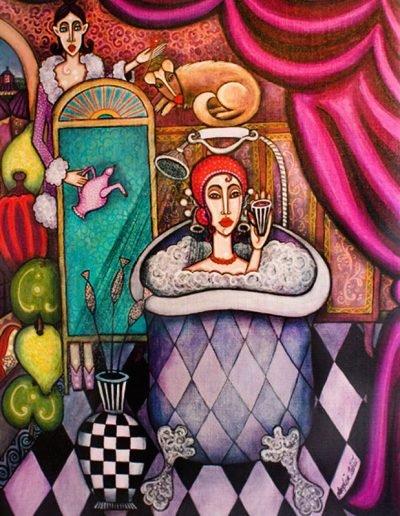 Fruktbad