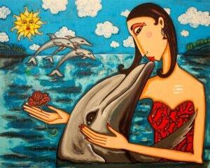Kärlek by Angelica Wiik