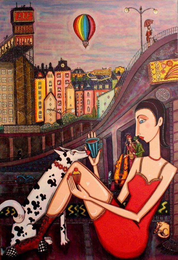 Katarina by Angelica Wiik