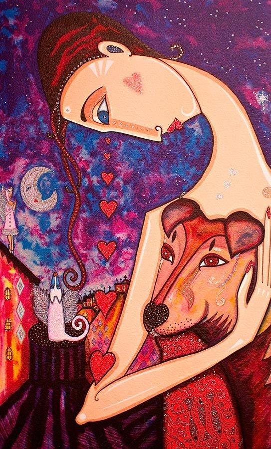 Sju Tårar by Angelica Wiik