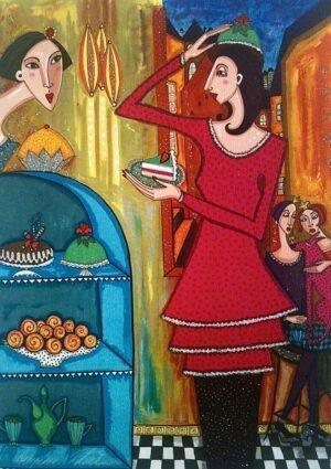Tårtdax by Angelica Wiik