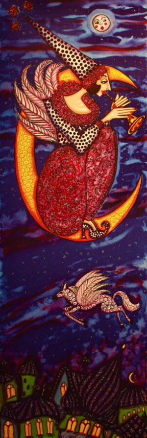 Tusen & En Natt by Angelica Wiik
